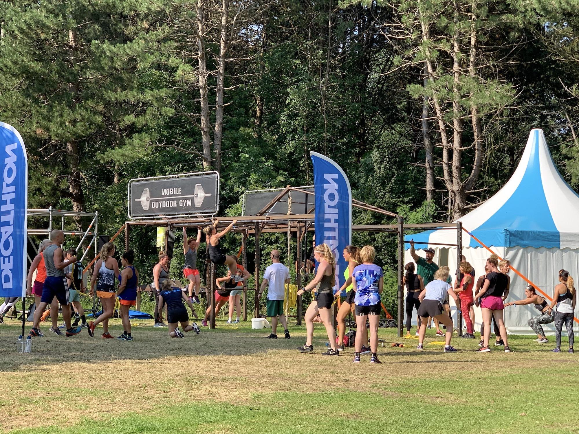 Healthy Fest – Vondel Gym – 2019