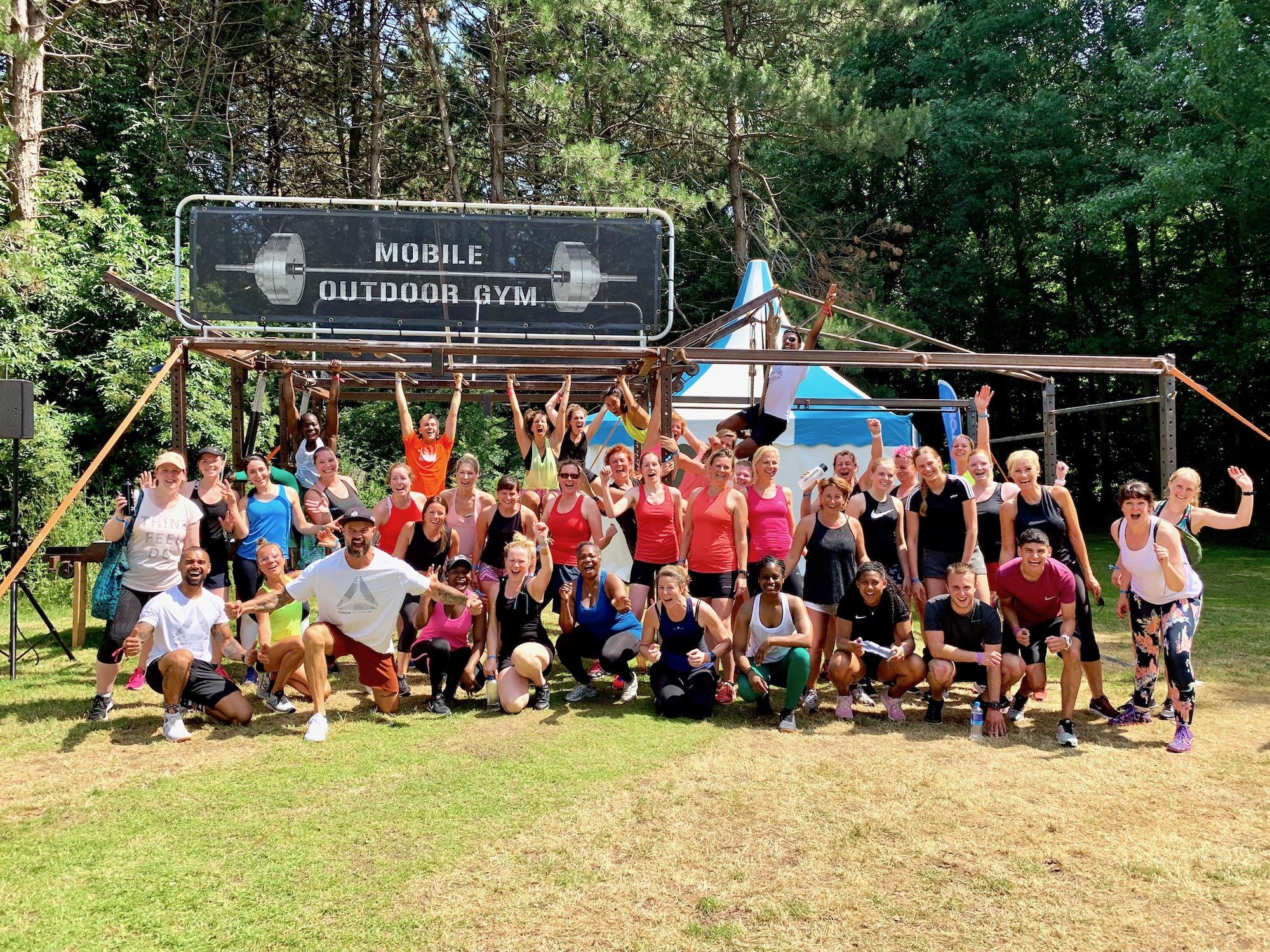 HealthyFest – VondelGym 2019