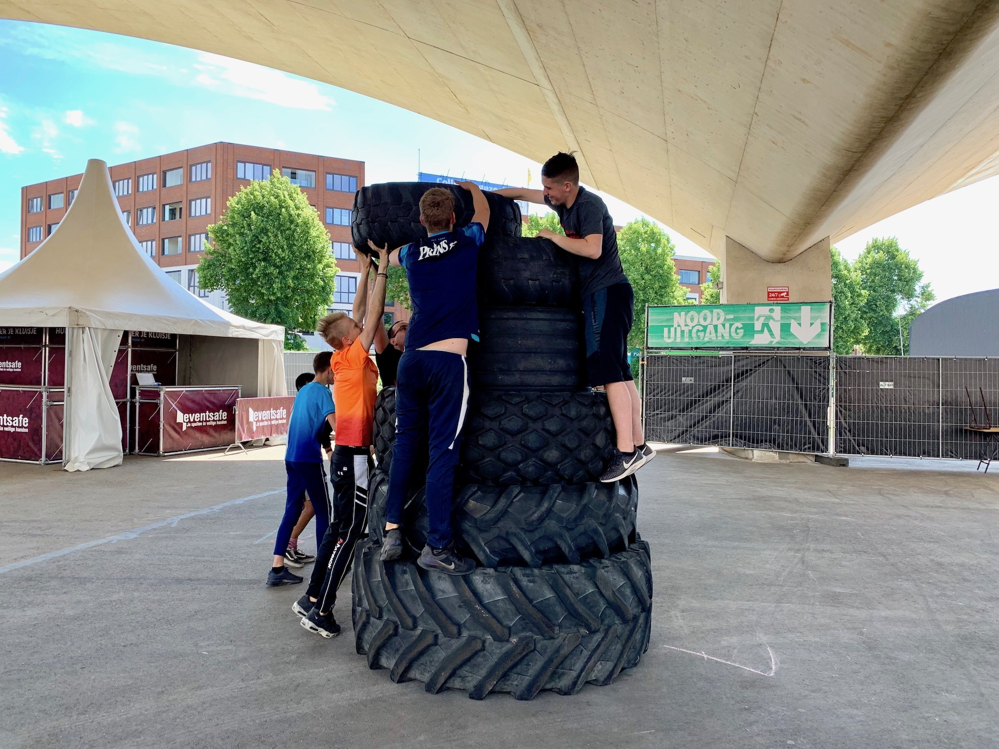 NYMA OUTDOOR GYM 07-06-2019